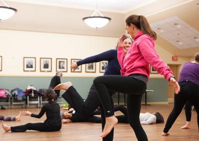 MULTI-GENERATIONAL COMMUNITY DANCE PROJECT