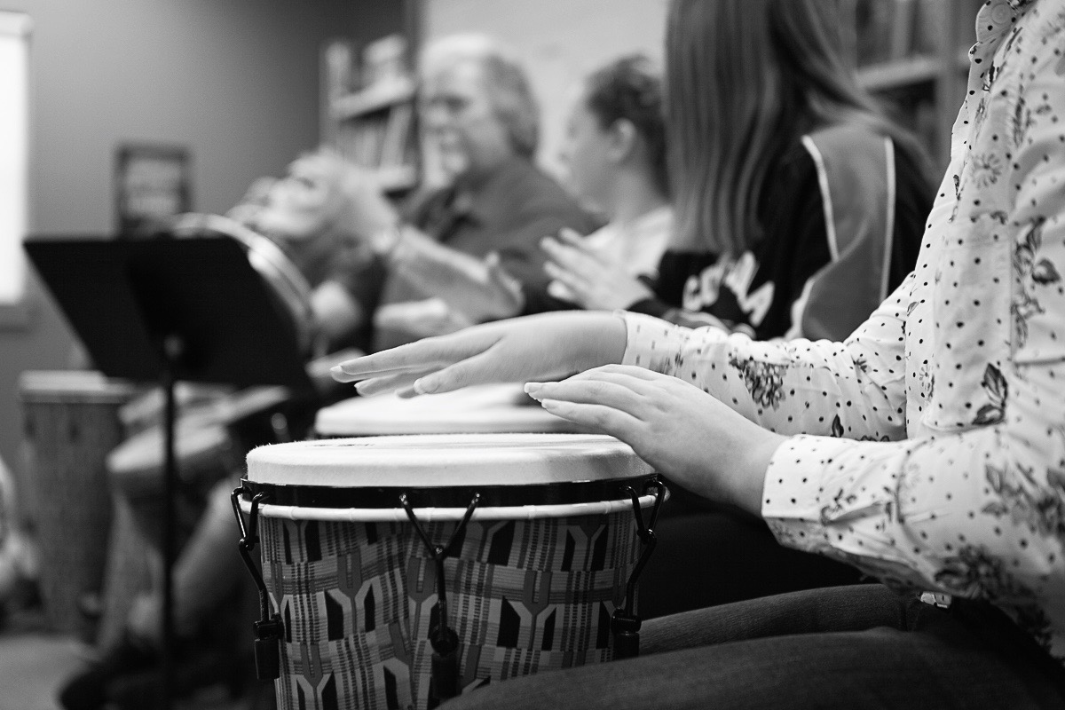 HAND DRUMMING & PERCUSSION