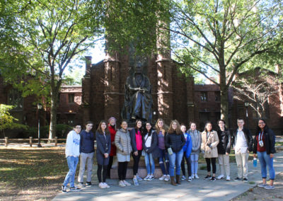 SPEND A DAY AT YALE
